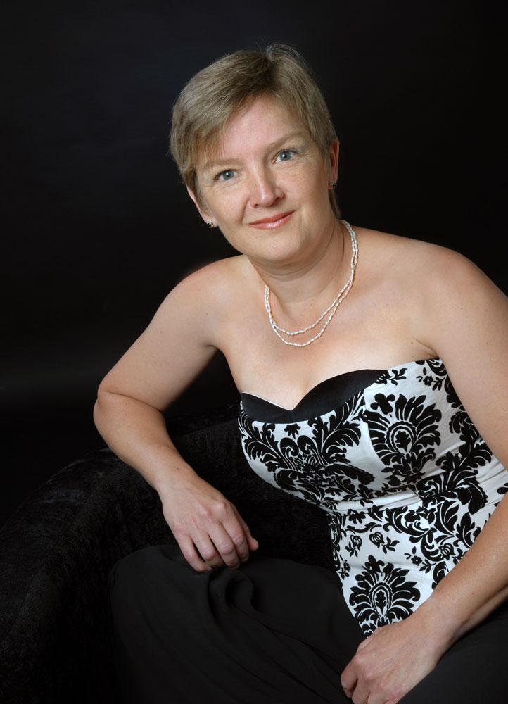 Bettina Casdorff Portrait